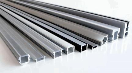 Алюминиевый профиль: преимущества и виды