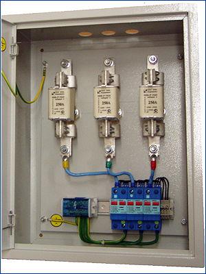 ЩЗИП - устройства для защиты от импульсных перенапряжений и различного...