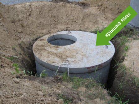 Выгребная яма в частном доме своими руками форум