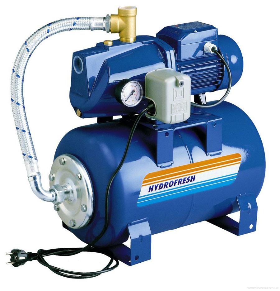 схема реле давления водоснабжение